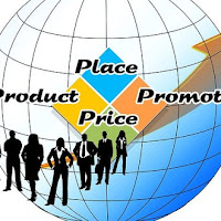 Segmentasi Berdasar Komponen Price, Product, Promotion dan Place (4P)