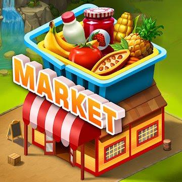 Supermarket City: Farming Game (MOD, Unlimited Money) APK Download
