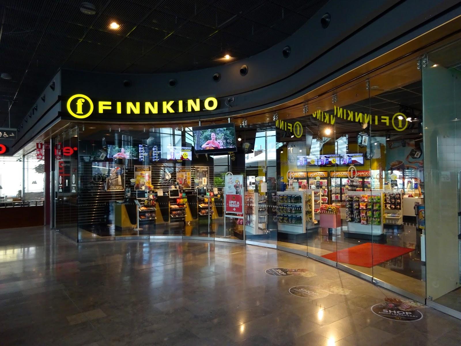 Elokuvateattereita: Finnkino Sello (Bio Rex Sello)