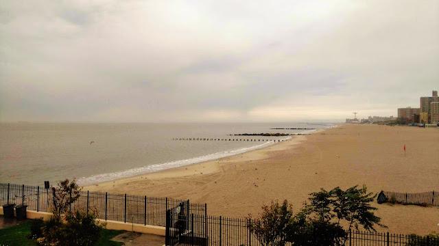 Brighton Beach, Nowy Jork, New York, Ameryka, język rosyjski, Brooklyn