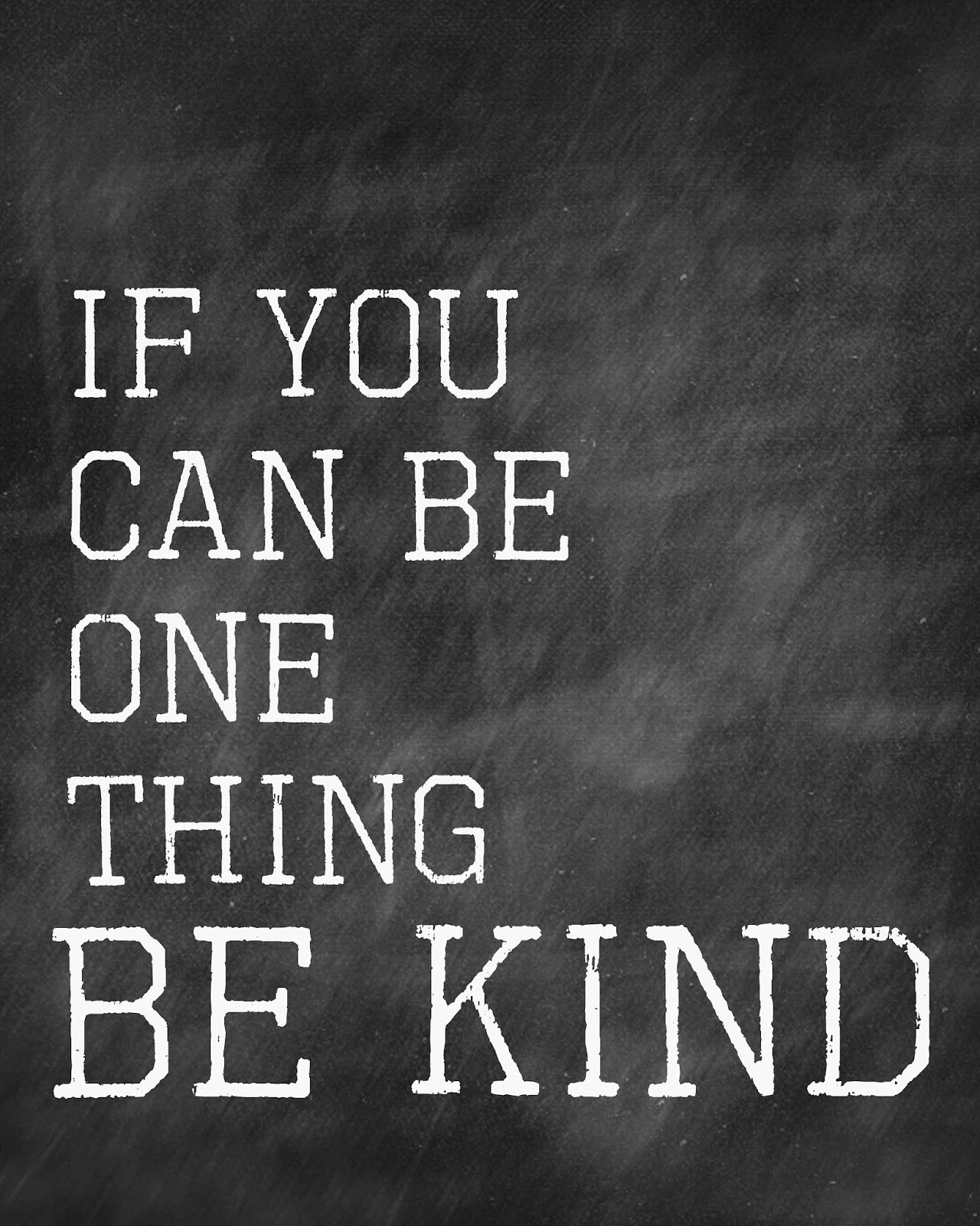 Kind Quotes And Sayings: A Pocket Full Of LDS Prints: Be Kind