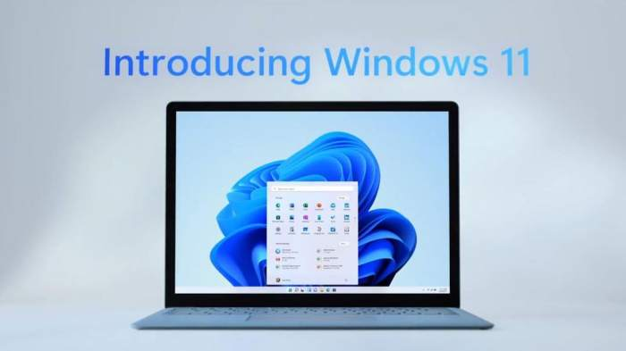 Spek dan Cara Update Win 10 ke Windows 11