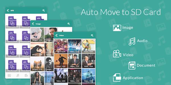 Auto Move To SD Card v1.3.2 [Premium]