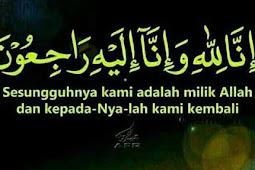 Telah Meninggal Dunia Haji Koesno Mertua KH Muhammad Al Khaththath Sekjen FUI