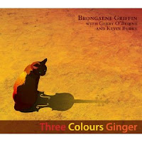 three colours ginger album cover