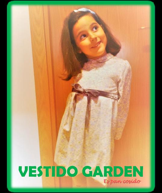 Vestido Garden