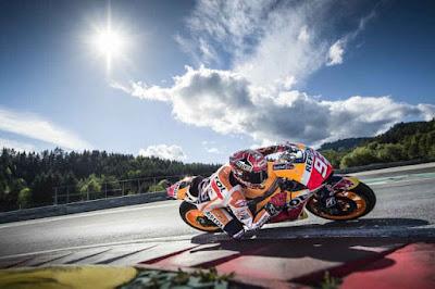 Marquez Tak Ingin Permalukan Red Bull di Kandang Sendiri