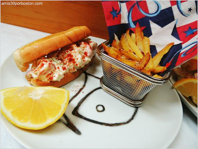 Lobster Roll: Receta de Nueva Inglaterra