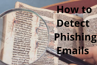 How to Detect Phishing Emails?