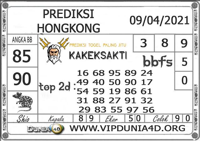 Prediksi Togel HONGKONG DUNIA4D 09 APRIL 2021