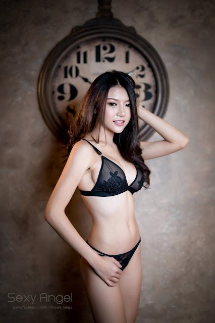 Hot girls Thai porn model Nirada Guernongkun 6