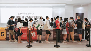 Instant coffee gets huge sales boost in China