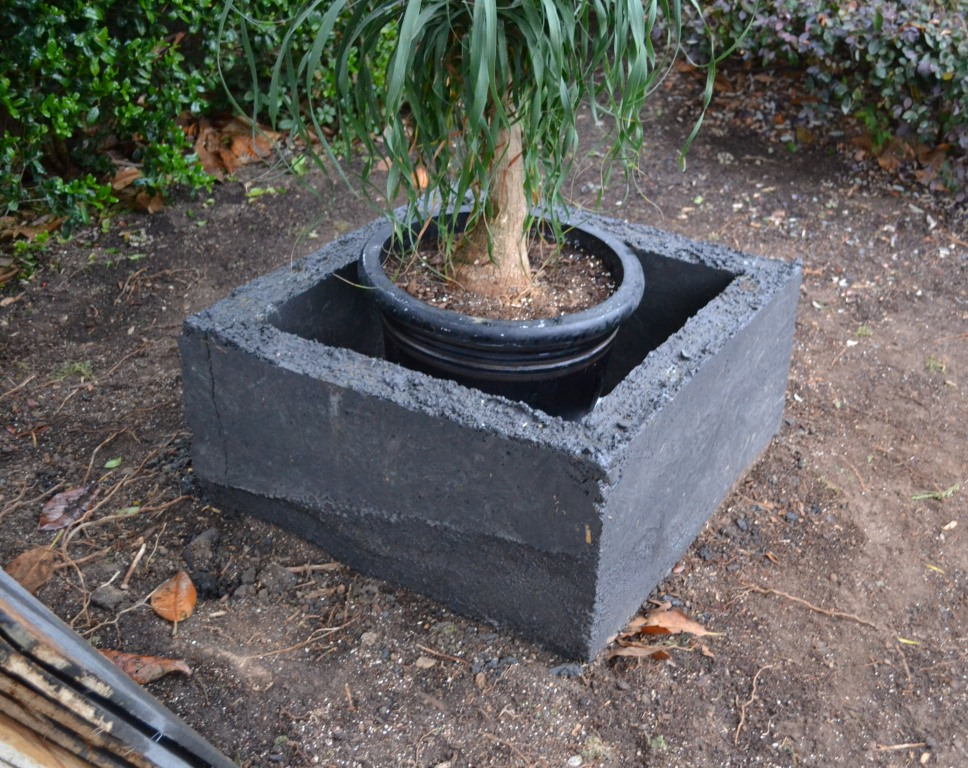 Modern Maizy: The Good, The Bad & The Dirty ~ DIY Concrete ...