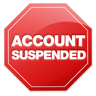 YouTube, Why My Account Account Suspended ?