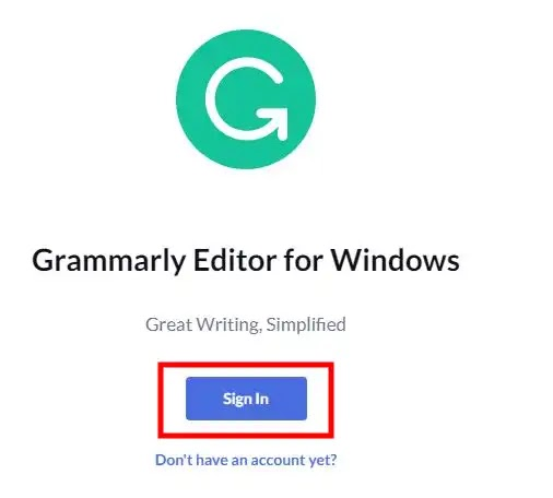 How to Create Grammarly Account and Add Browser Extension