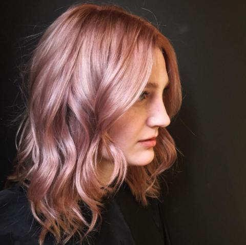 Nuova moda colore capelli 2014