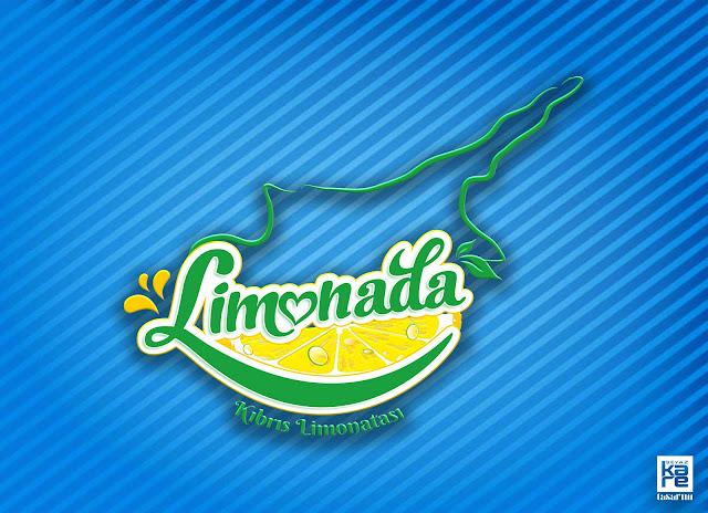 limonata logo tasarımı kıbrıs içeçek