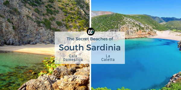 The secret beaches of South Sardinia, Italy - Cala Domestica and La Caletta | wayamaya