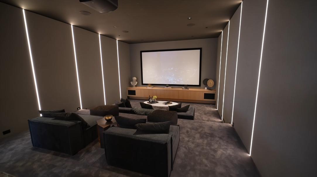 136 Interior Design Photos vs. 1422 Devlin Dr, Los Angeles, CA Ultra Luxury Mansion Tour