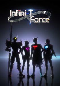 """Revelado el reparto de la serie """"Infini-T Force: Mirai no Byosen"""""""