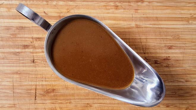 Sauce Poivrade ordinaire selon les frères Pourcel