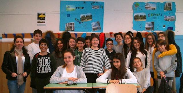 Corso di giornalismo scuola Santomauro Silvana Calabrese