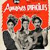 """""""Amores dificíles"""", el trío integrado por integrado por Cecilia Bassano, Mara Ticach y Federico Ochoa"""
