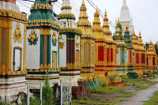 Wat Phabad templo budista de Pakse
