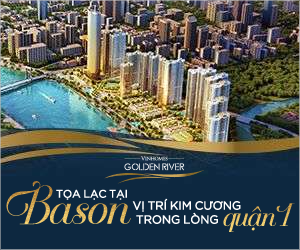Vinhomes Golden River ba son, can ho vinhomes ba son