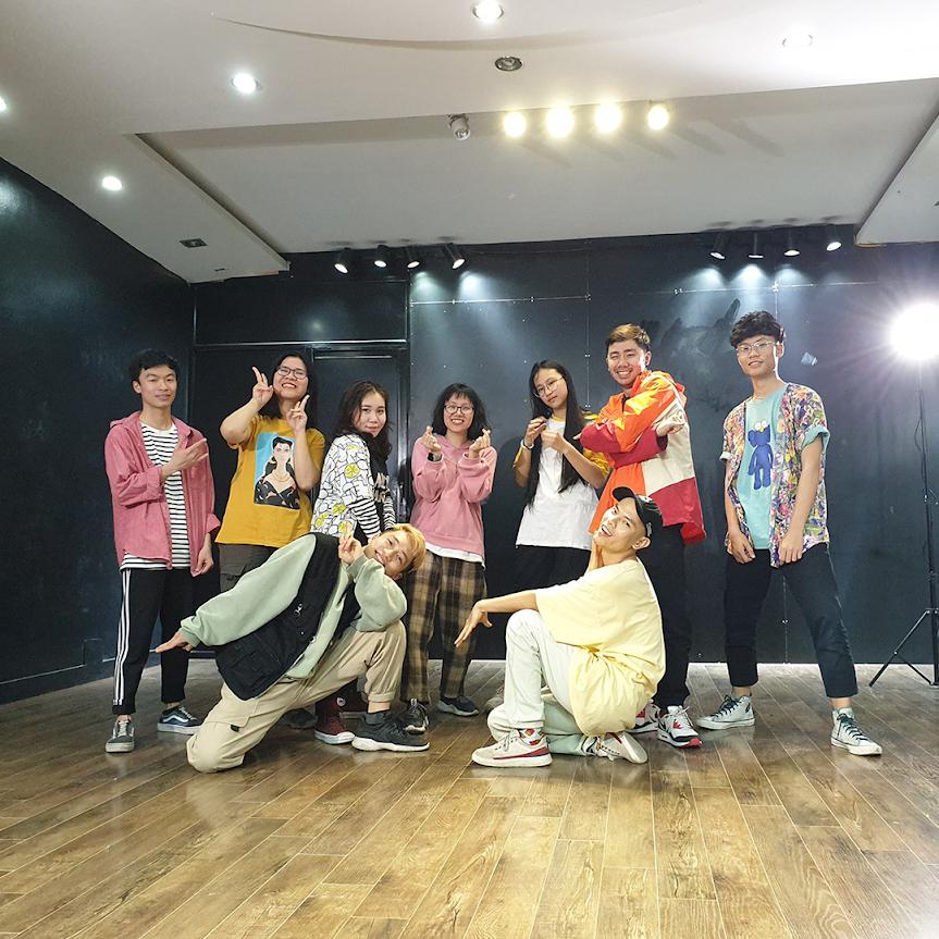 [A120] Trung tâm uy tín học nhảy HipHop tại Hà Nội