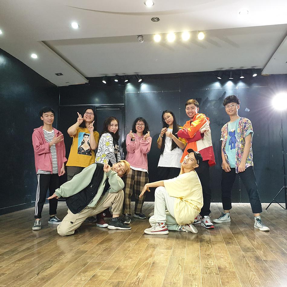 [A120] Tìm chỗ học nhảy HipHop tại Hà Nội giá rẻ, chất lượng nhất