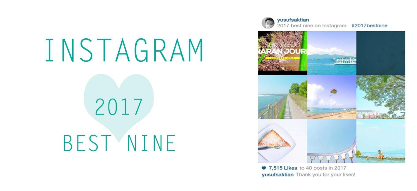 Instagram Best Nine, Cara Buatnya Begini