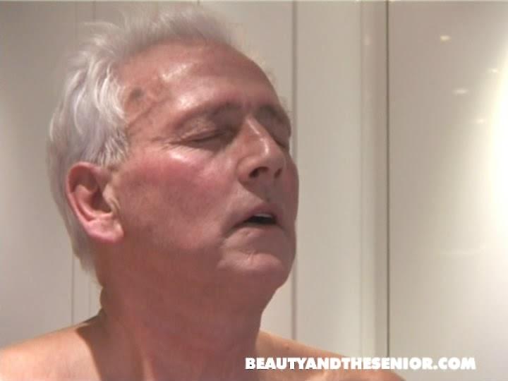 Nasty Old Man Screws Young Blonde -