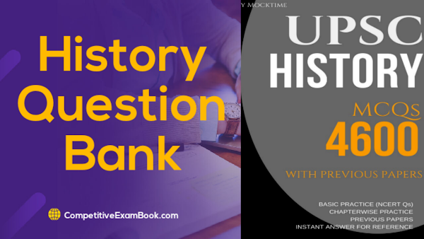 UPSC History Question bank PDF