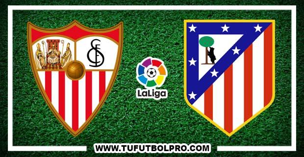 Ver Sevilla vs Atlético Madrid EN VIVO Por Internet Hoy 23 de Octubre 2016