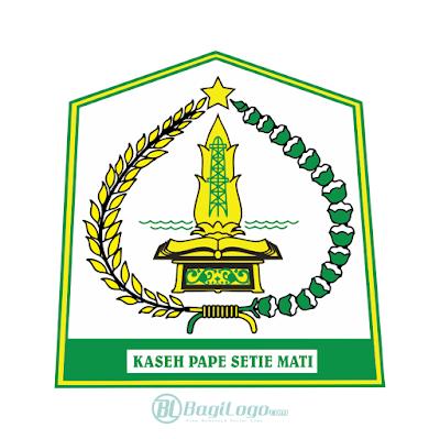 Kabupaten Aceh Tamiang Logo Vector