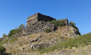 Castell de Bufalaranya (Roses)