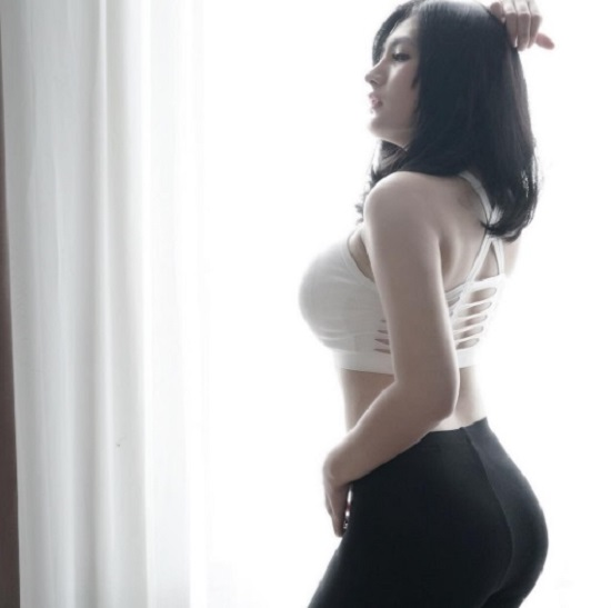 Foto Foto Hot Angela Lee aka Barbie Jowo Yang Seksi