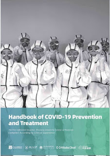 China: handbook of covid 19 prevention and treatment