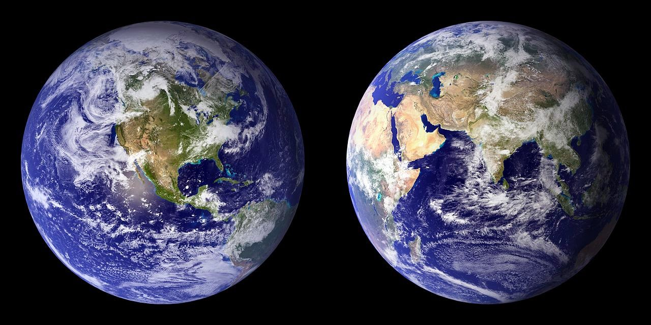 A Cosmobiologist's Dream: The Blue Marble: The importance ...