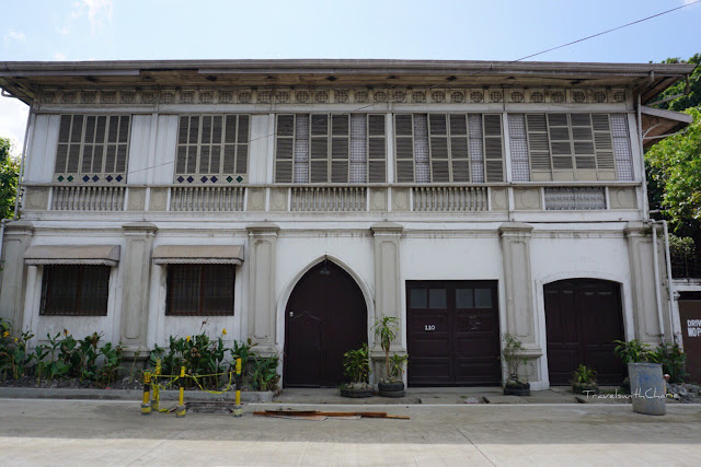 Locsin mansion, Iloilo