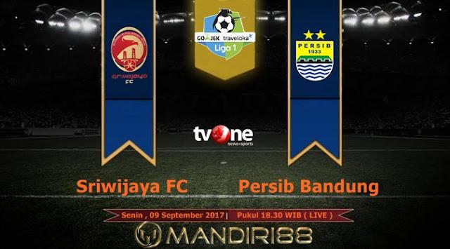 Sriwijaya FC bertekad meneruskan tren konkret ketika menjamu Persib Bandung dalam lanjutan  Berita Terhangat Prediksi Bola : Sriwijaya FC Vs Persib Bandung , Senin 04 September 2017 Pukul 18.30 WIB @ TVONE