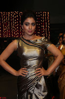 Shreya Saran in Skin Tight Golden Gown ~  Exclusive 039.JPG