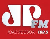 Rádio Jovem Pan FM 102,5 de João Pessoa PB