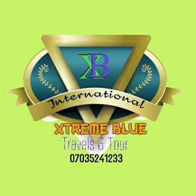 Xtreme Blue Travel Agency