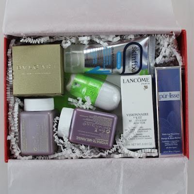 Allure February Beauty Box Review on Lovefrances.com