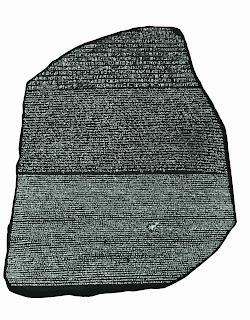 Piedra Rosetta en el British Museum