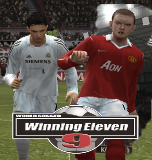 Option File Winning Eleven 9