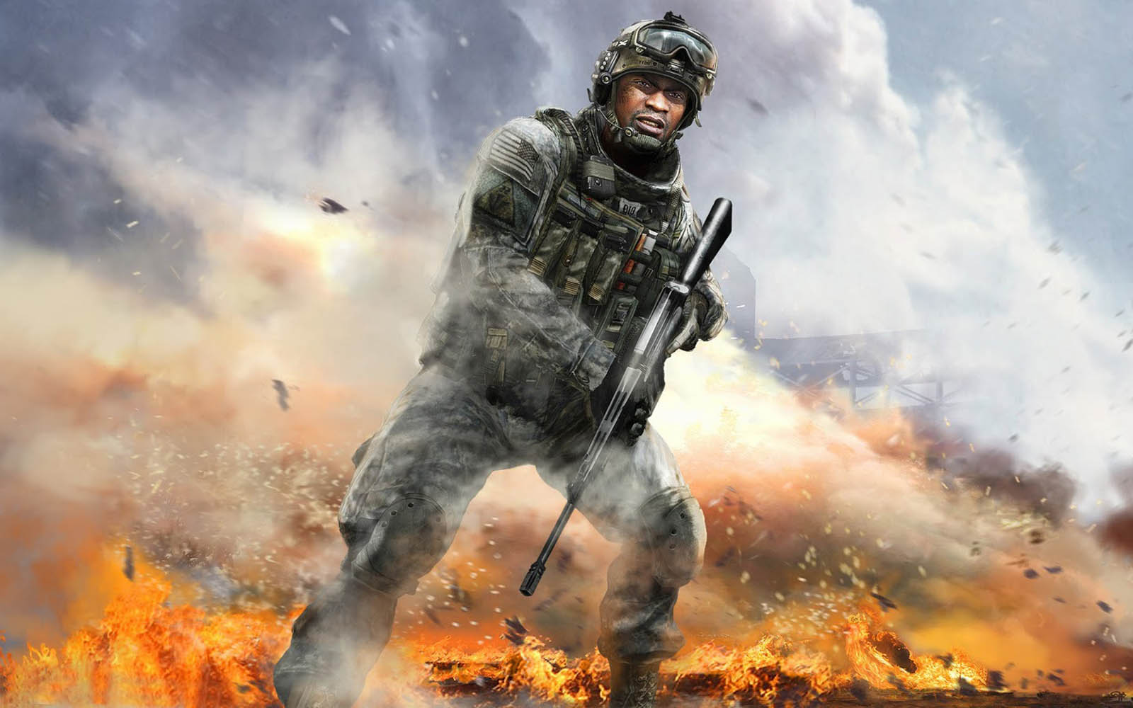 Wallpaper: Call Of Duty Modern Warfare 3 Wallpapers