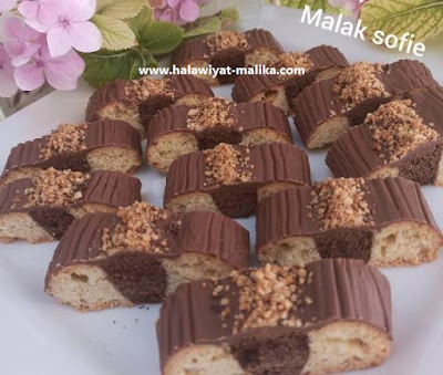 كروكي بالشوكولاته